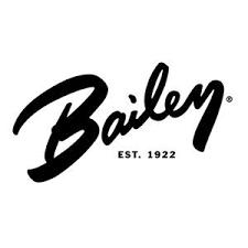 logo of the hat company Bailey